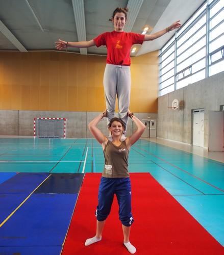 Colonne 2 f gymn