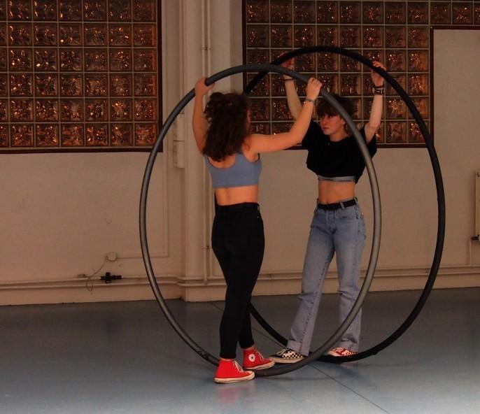 Duo roue 1