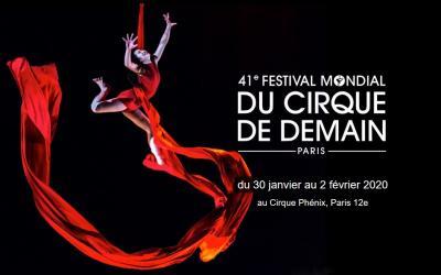Festival mondial cirque demain