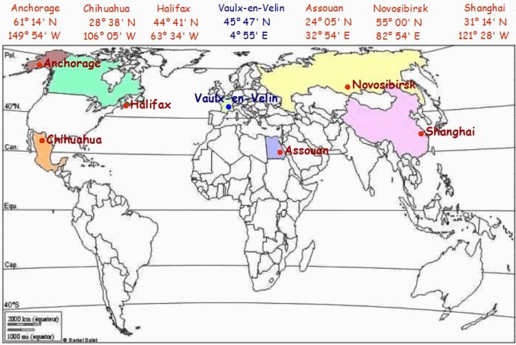 Planisphere vev 1