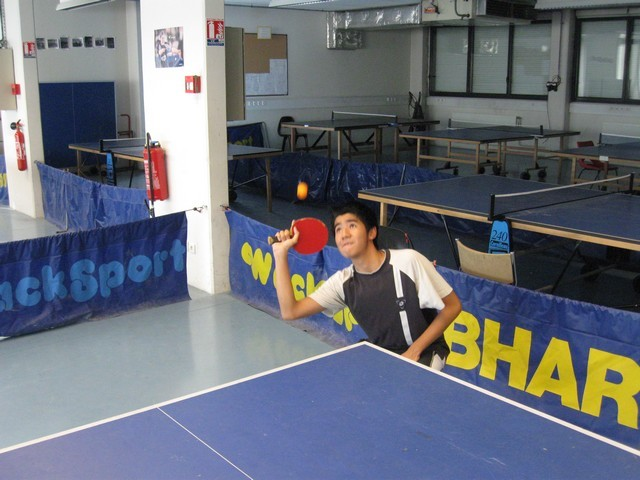 Salle tennis de table 2