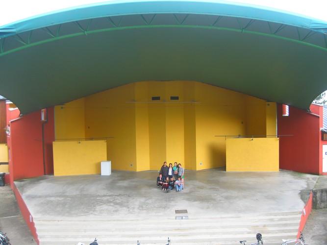 Theatre de verdure 3